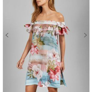 NWOT TED BAKER SWIM COVER UP